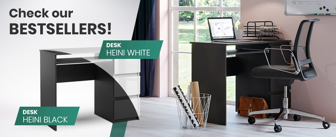 Desk Heini - Check our bestsellers!