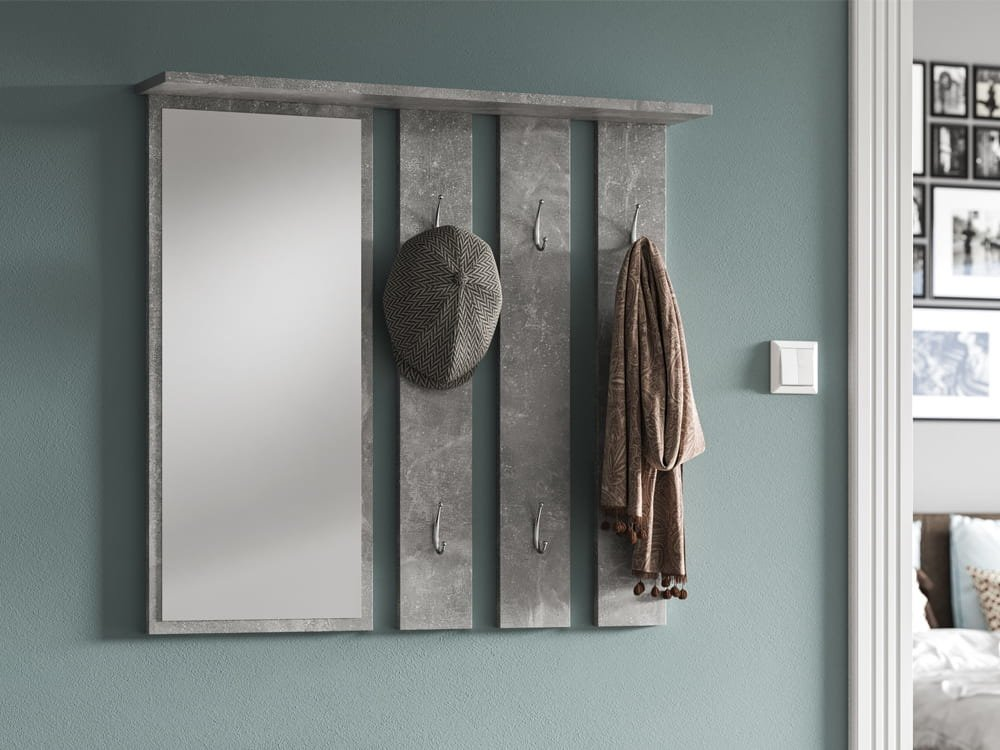 Opal Hallway Furniture Gray Free Delivery Gray New Collection