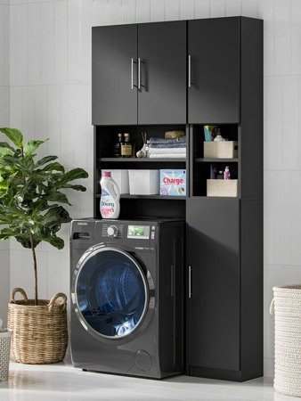 Bathroom Cabinet Ariel Black FREE DELIVERY
