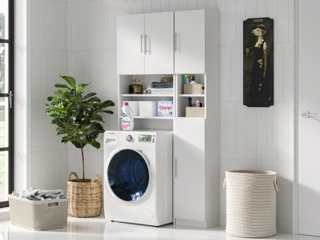Bathroom Cabinet Melody White