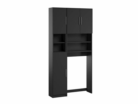 Bathroom Set: Ariel  and Melody cabinets Black