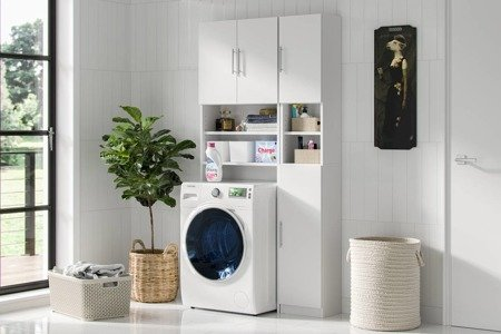 Bathroom Set: Ariel  and Melody cabinets White FREE DELIVERY