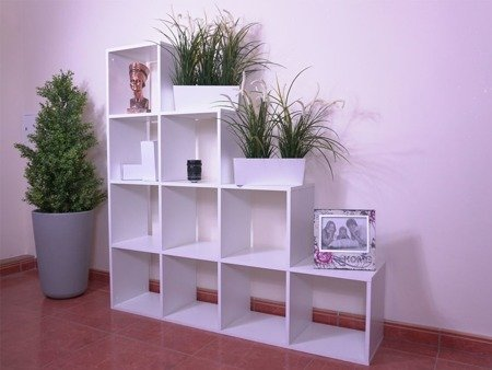 Bookstand Pitagoras White FREE DELIVERY