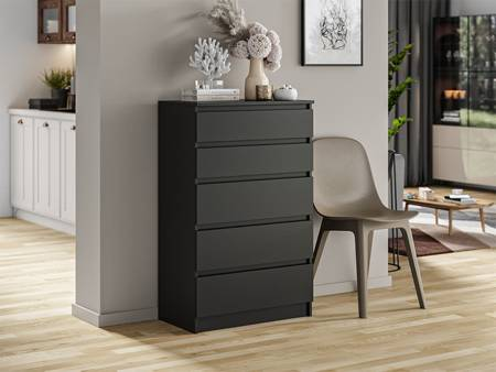 Chest Pari 5 Black Matte FREE DELIVERY