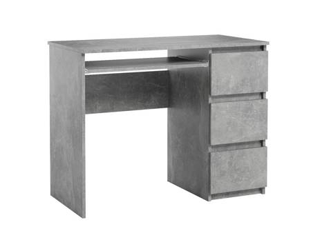 Heini desk Marble Effect FREE DELIVERY