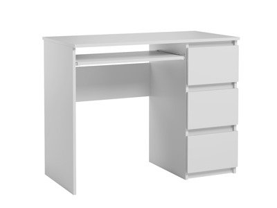 Heini desk White Matte FREE DELIVERY