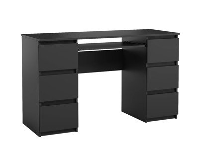 Jaris Desk Black Matte