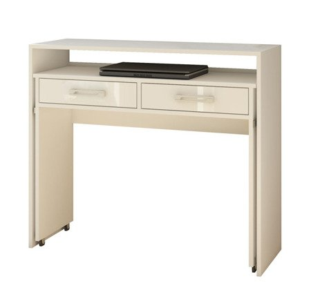 Desk Bloom White Gloss FREE DELIVERY