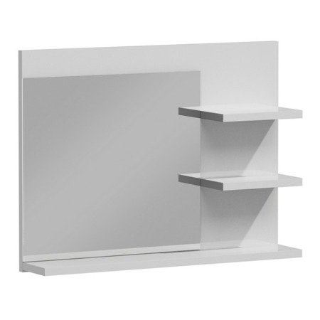 Mirror Shelf Este White Gloss FREE DELIVERY
