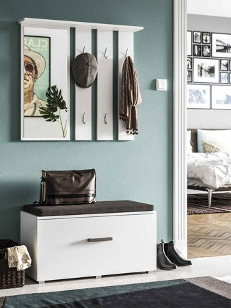 Opal Hallway furniture White FREE DELIVERY