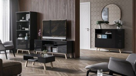 Collection Vero Black Gloss FREE DELIVERY