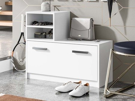 Shoe cabinet Ruby White FREE DELIVERY
