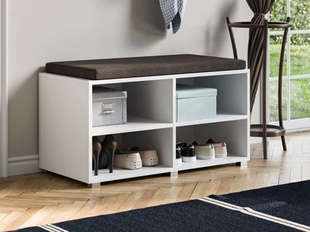 Stone 2 Hallway Furniture White FREE DELIVERY