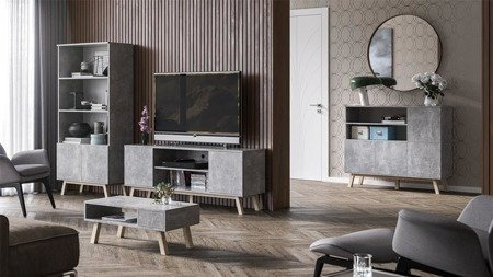 TV Unit Vero  Marble Effect FREE DELIVERY